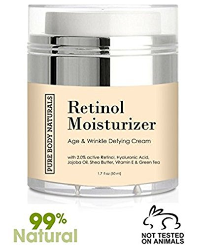 Moisturizer Wrinkles Pure Body Naturals