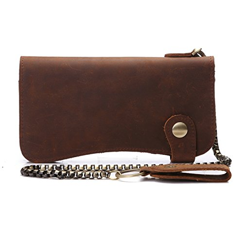 Fold Id Chain Wallet - 8