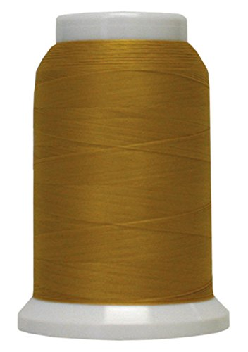 (Superior Threads - Wool-Like Textured Polyester Thread, Polyarn #261 Gold, 1,000 Yds. Cone for Serger Sewing)