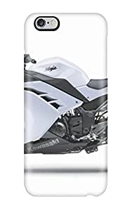 For Iphone 6 Plus Premium Tpu Case Cover Kawasaki Motorcycle Protective Case