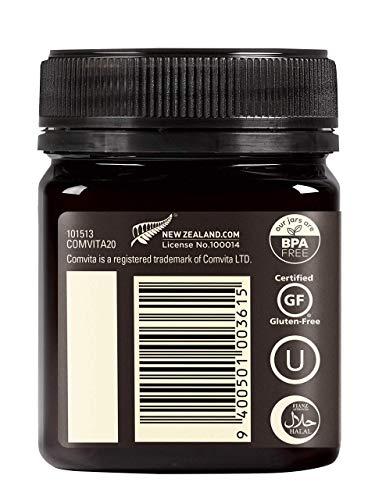 Comvita UMF 10+ (MGO 263+) Raw Manuka Honey | 8.8 oz I New Zealand's #1 Manuka Brand | Wild, Non-GMO I Premium Grade by Comvita (Image #4)