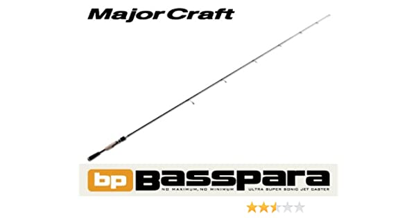 Major Craft Basspara Series Spinning Rod BPS 66 M (9569 ...