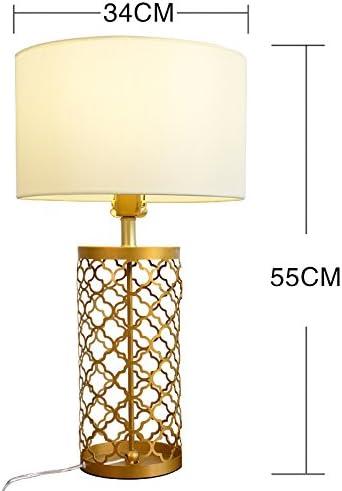 Lampe De Bureau Table De Chevet Lampe Nordic Simple Grille
