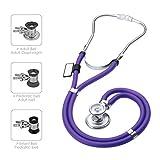 MDF® Sprague Rappaport Stethoscope Color: Purple