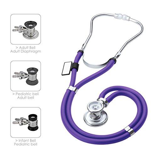MDF Sprague Rappaport Stethoscope Color: Purple