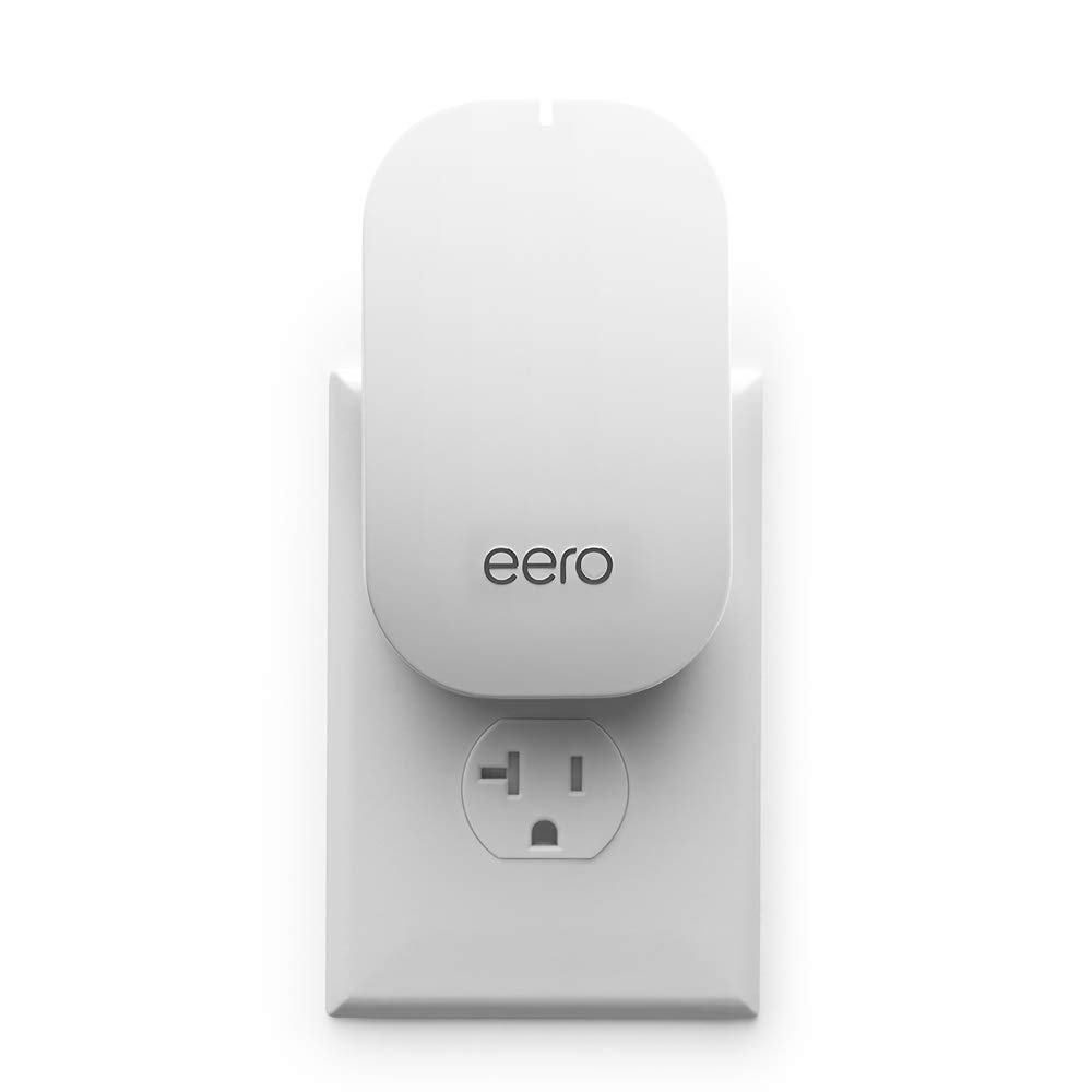 eero Beacon– Advanced Mesh WiFi System Wireless Add-on with Simple Wall Plug-in Design with Nightlight to Extend eero Networks – Replaces Range Extenders by Eero (Image #2)