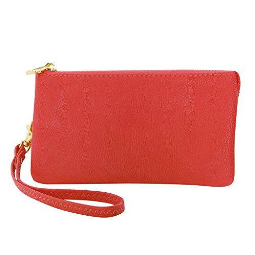 Leather Chic Handbag - 2