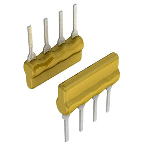 Pack of 100 4604X-101-102LF RES ARRAY 3 RES 1K OHM 4SIP