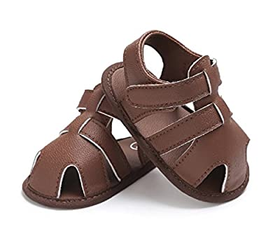 2017 New Summer Baby Boys Kids Shoes Newborn Infant First Walkers Very Light Handsome Soft Soled Beach Crib Bebe Shoe