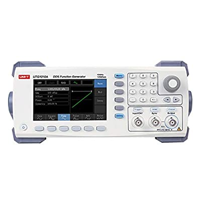 UTG1010A Function/Arbitrary Waveform Generator/Single Channel/10MHz Channel Bandwidth/125MS/s Sample Rate