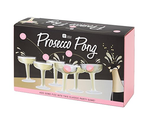 Talking Tables Prosecco Pong | The Original Drinking Game And Fun Alternative To Beer Pong | Ideal Secret -