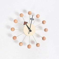 TRN Table, Clock, Clock, Gift, Clock, Household, Clock, Living Room, Simple Clock, Wall Clock, Living Room, European Quartz Clock, Clock, Wall Clock, Double-Sided Clock, Clock,Wood