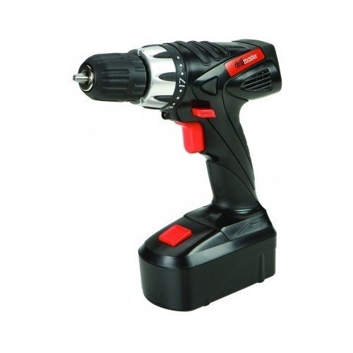 18 Volt Cordless Drill/driver 3/8 In. With Keyless Chuck Drillmaster (Best Drill For Coil Building)