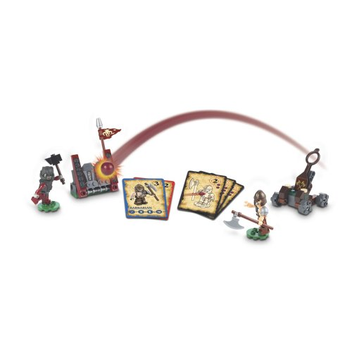 KRE-O Dungeons & Dragons Knight's Catapult Set - And Knight Dungeons Dragons