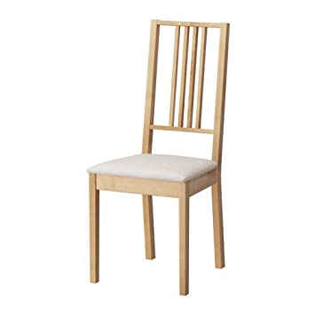 Amazonde Ikea Borje Stuhl Birke Kungsvik Sand