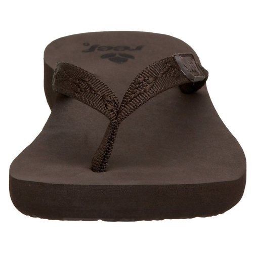 REEF - INFRADITO DONNA - GINGER - BROWN - US 4 - EUR 34