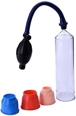 [해외]Manual Operating Vacuum Pump Device Personal Care Powered Pump Kits for Men / Manual Operating Vacuum Pump Device Personal Care Powered Pump Kits for Men