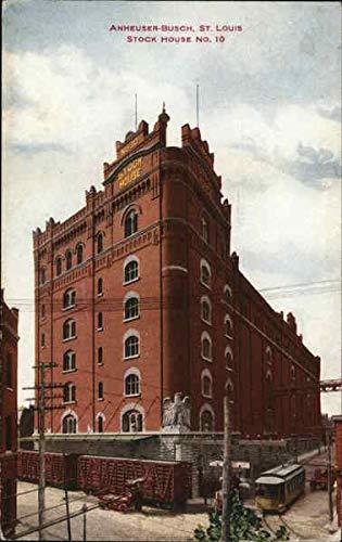 Vintage Advertising Postcard: Anheuser-Busch Brewing Assn. St. Louis, ()