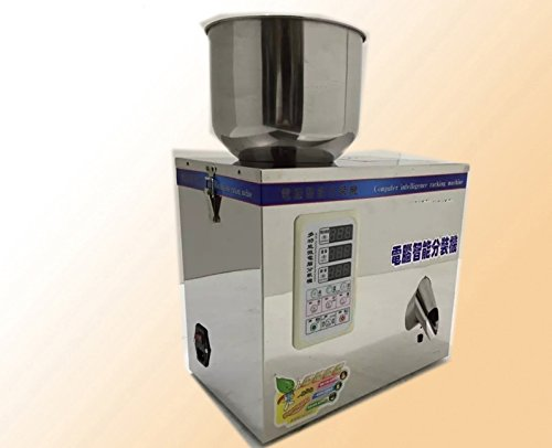 Kohstar 1pcs weighing and packing bag tea packaging machine automatic measurement of particle packing machine 1-25g