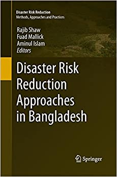 Book Disaster Risk Reduction Approaches in Bangladesh