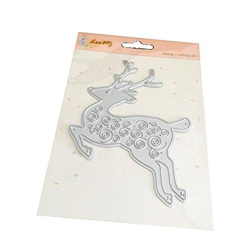 Christma Halloween Paper Decor Cutting Stencil Scrapbook DIY Handcrafts -