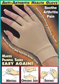 Half Finger Arthritis Gloves