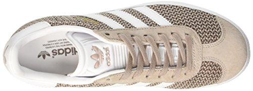 Fitnessschuhe Ftwwht Vapgre Grau Damen Vapgre Gazelle adidas qwERX