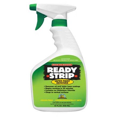 Ready-Strip 32 Ounce Paint and Varnish Remover Spray ()