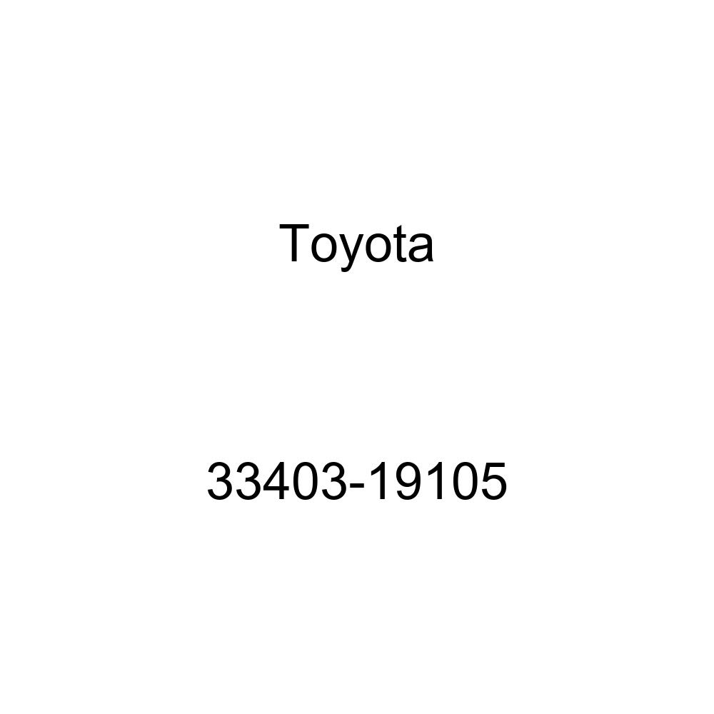 TOYOTA 33403-19105 Speedometer Driven Gear Sub Assembly
