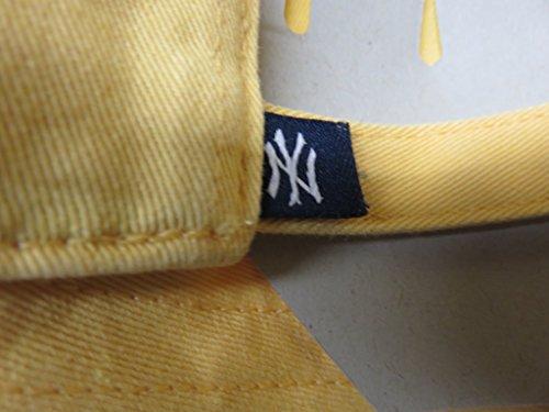 de Gorra Amarillo Yankees MLB Up única Curva Clean York Brand Amarilla Talla New '47 d1tqwd