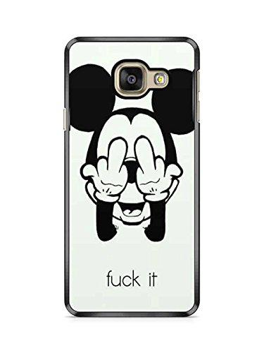 Coque Samsung Galaxy A3 2016 (Version A310) Disney mickey OBEY swag fuck weed love Hard case REF10518