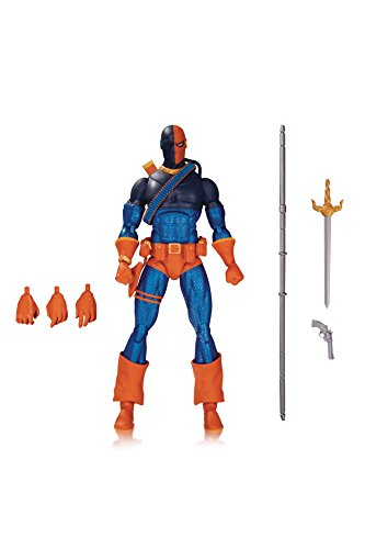 DC Collectibles DC Comics Icons: Deathstroke from Teen Titans: The Judas Contract Action Figure