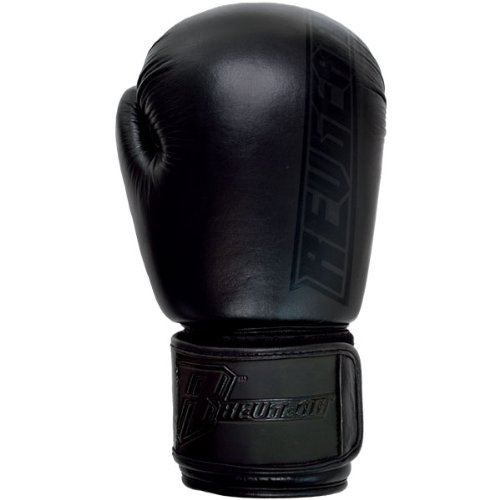 Artificial Leather Boxing Gloves - Revgear Elite Leather Boxing Gloves (16-Ounce)