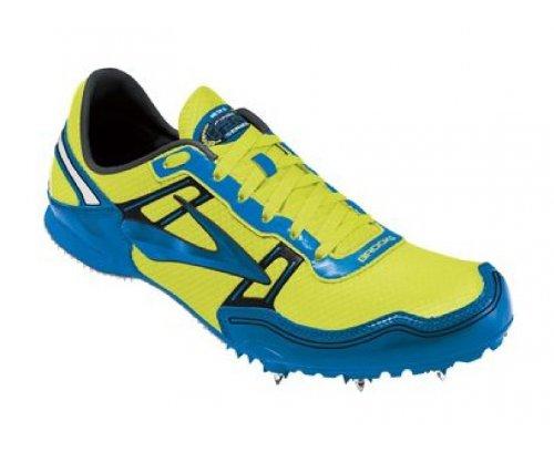 Brooks Pr Md M, Herren Sneaker gelb - yellow