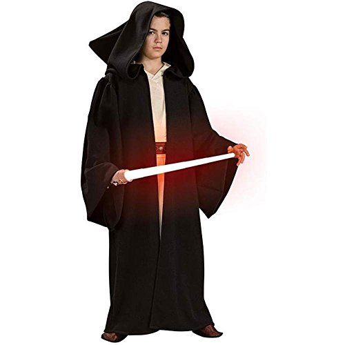 Star Wars Deluxe Sith Robe Child Costumes (Deluxe Hooded Sith Robe Child Costume - Small)