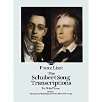 "SCHUBERT SONG TRANSCRIPTIONS F: ""Ave Maria"", ""Erlkonig"" and"
