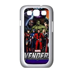 Classic Case The Avengers pattern design For Samsung Galaxy S3 I9300 Phone Case
