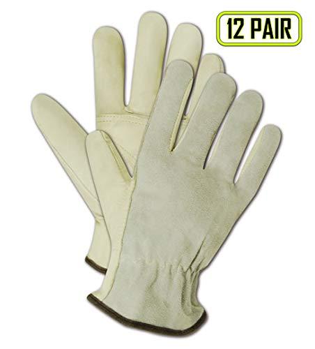 Magid Safety Roadmaster B6544E Glove | Unlined