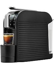 K-fee Wave koffiecapsulemachine, 1455 Watt, 1 liter watertank, kleur High Gloss Black
