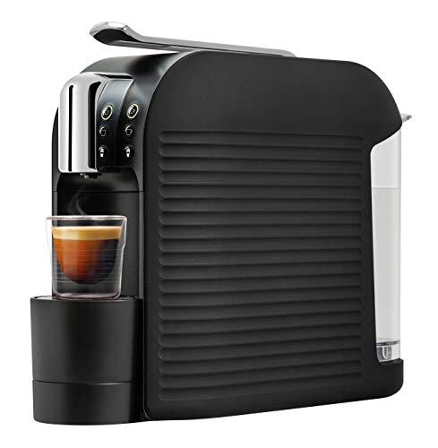 K-fee Wave – Cafetera de cápsulas (1455 W, depósito de agua de 1 litro), color negro