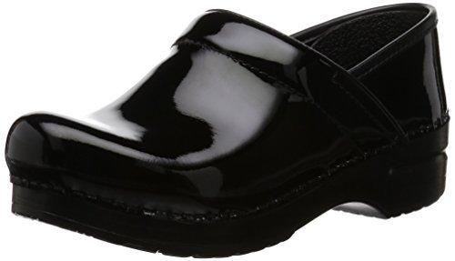 Dansko Women's Professional Patent Leather Clog,Black Patent,40 EU / 9.5-10 B(M) US by Dansko (Image #8)