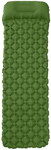 Airpad Backpacking Inflating Bag Compact /& Lightweight Air Mattress Carry Bag Ultimate for Camping with Pillow 3 Inch Sleeping Pad Hiking Ultralight Inflatable Sleeping Mat
