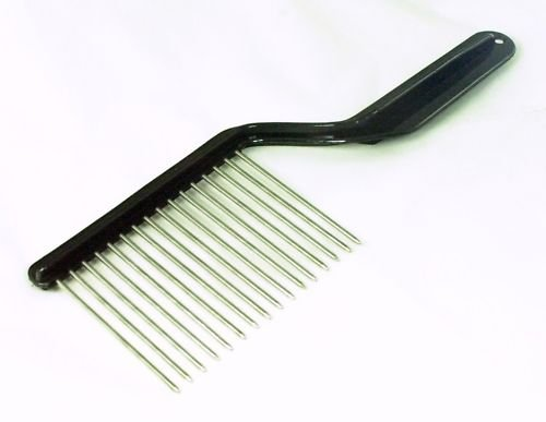 K Cutter Cake Cutter Comb Hair Piks Braid Hair Detangle