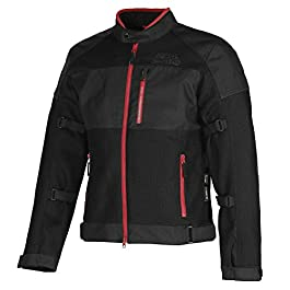 Royal Enfield Windfarer Riding Jacket Black (S) 38 CM (RRGJKM000031)