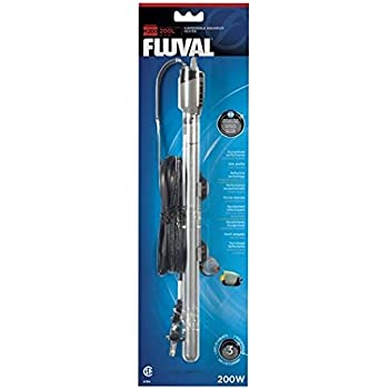 Amazon Com Fluval M 200 Watt Submersible Heater