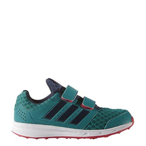 Chaussures de Unisexe CF 2 Azumin Eqtver LK Multicolore Azul Entrainement Sport Verde adidas Bébé K Running Rojimp Rojo wnCqXYRn