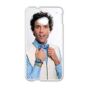 HTC One M7 Cell Phone Case White Mika