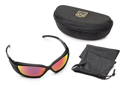 c982d2f7b93 Revision Military Hellfly Ballistic Sunglasses 4-0491-0022 Hellfly Ballistic  Sunglasses Black Frame with