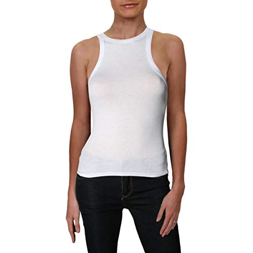 Free People Cotton Camisole - Free People Women's Wide Eyed Tank Top White Medium