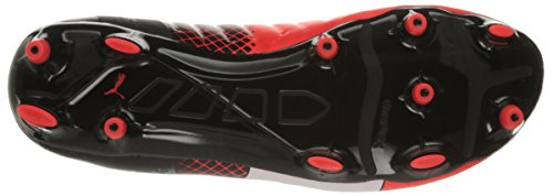 Zapato Puma Evopower 2.3 Fg fútbol Red Blast/Puma White